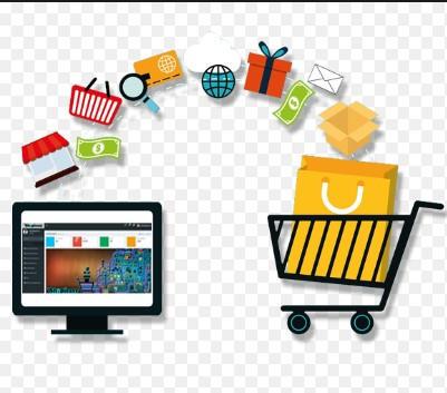 online shopping blogging